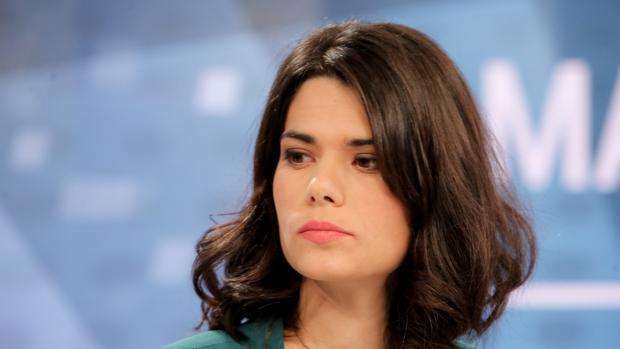 Isa Serra, candidata de Madrid en Pie a la Comunidad de Madrid