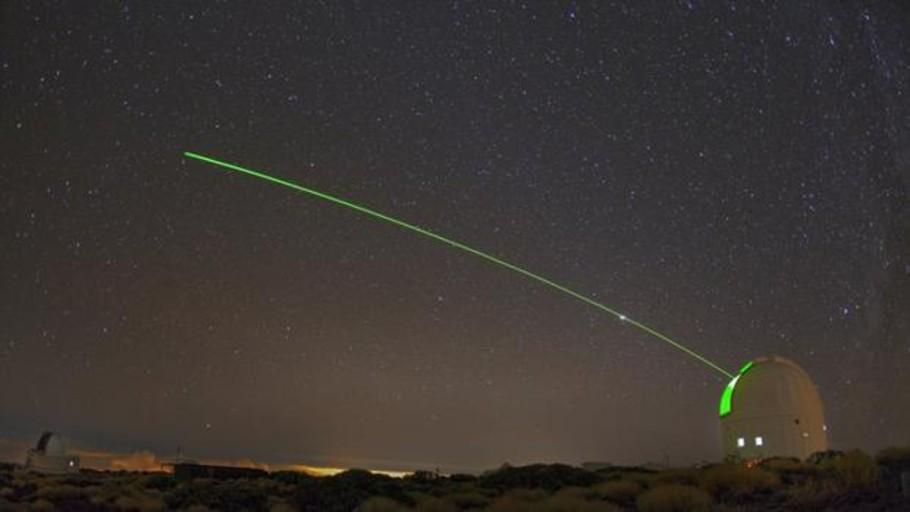 Así trabaja en Canarias la Agencia Espacial Europea