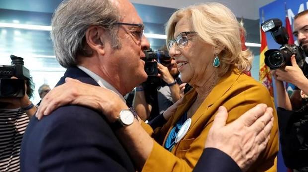 Encuesta elecciones Madrid: Ángel Gabilondo y Manuela Carmena