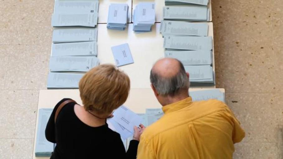 Continúa la caída de participación en las elecciones municipales en la Comunidad Valenciana con el 51,08%