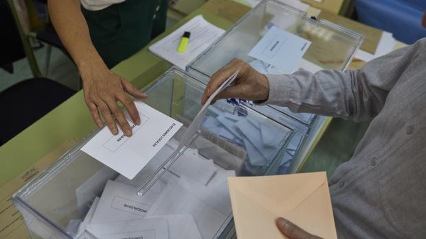 La participación en las elecciones municipales