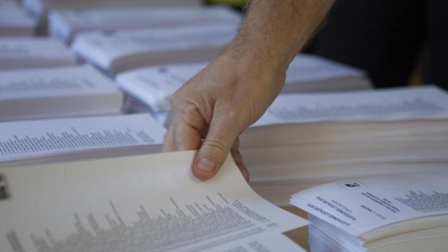Se han registrado menos votantes en los distritos donde suele ganar la izquierda