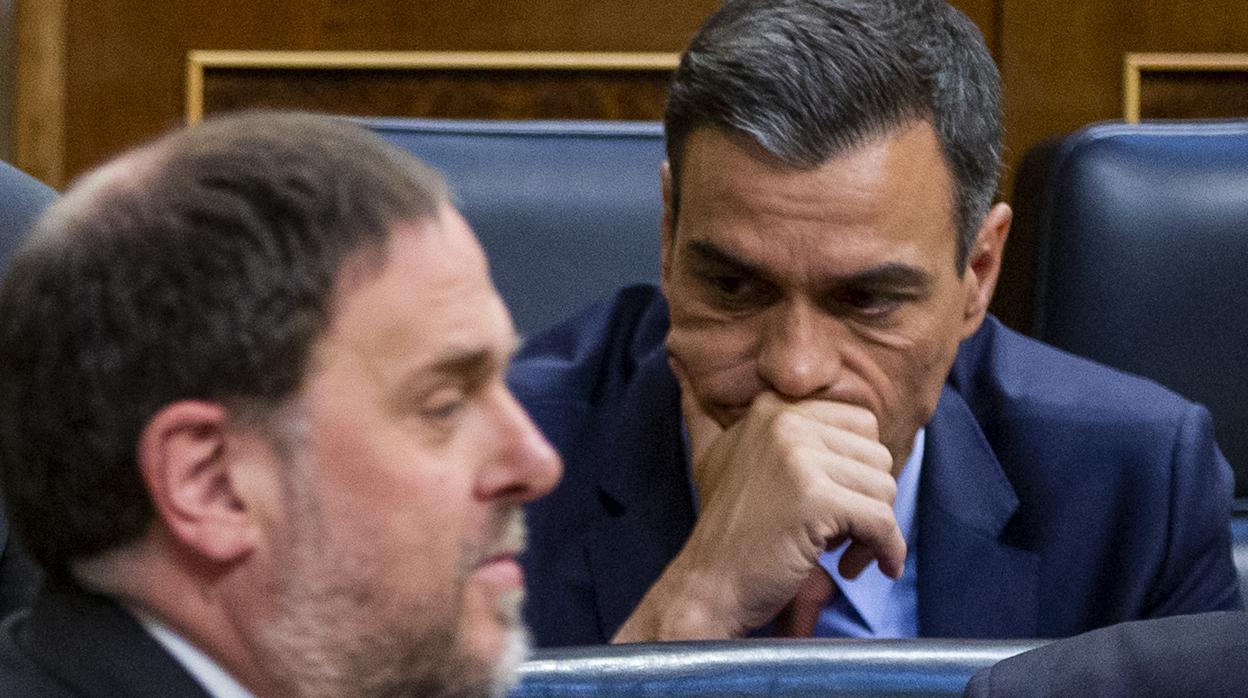 """Resultado de imagen de pedro sanchez oriol junqueras"""""""
