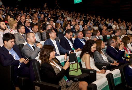 Imagen del público asistente al Foro