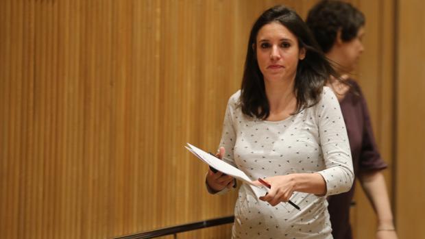 Irene Montero, número dos de Podemos