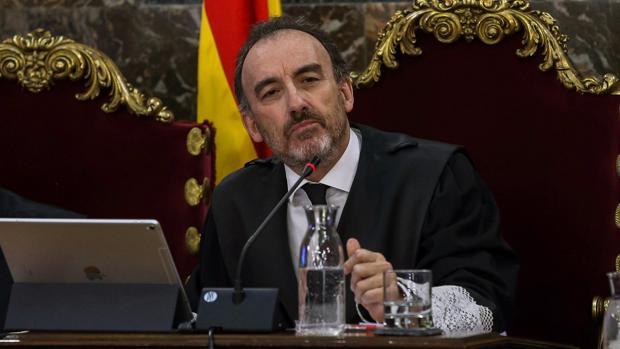 Manuel Marchena, presidente del tribunal que juzga el «procés»