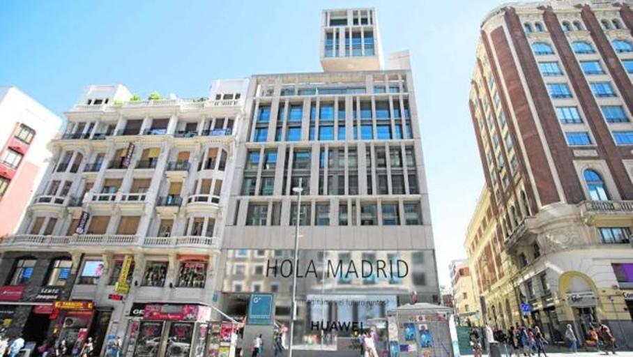 El alquiler residencial irrumpe en el centro con la venta de Gran Vía, 48