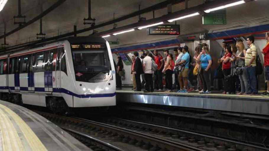 Los maquinistas de Metro concluyen los paros sin conseguir sus reivindicaciones