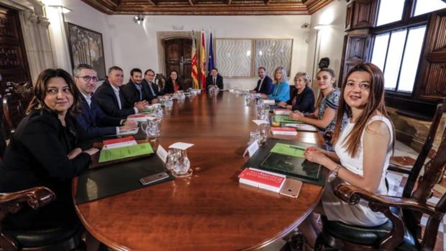 Estos son los secretarios autonómicos del Gobierno valenciano