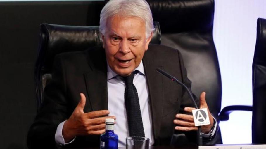 Felipe González ve «difícil» ser optimista sobre la formación de Gobierno