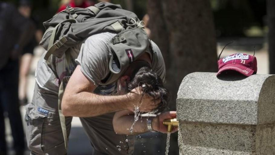 Ola de calor: Alerta máxima por las altas temperaturas en Madrid