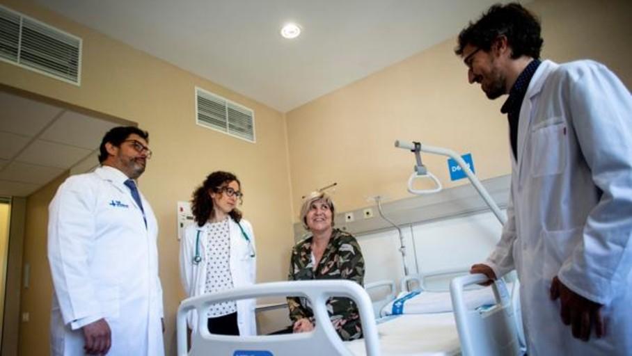 La Vall d'Hebron crea unidad de terapia celular para pacientes oncológicos