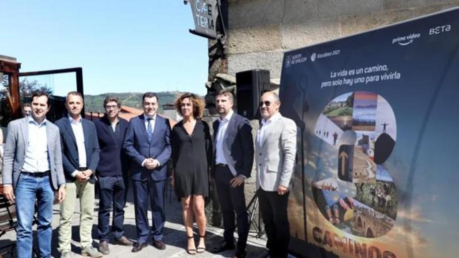 El Camino de Santiago será escenario de la primera serie transmedia sobre la ruta jacobea