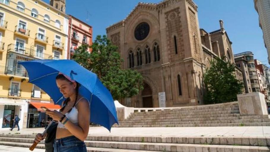 Ola de calor en Cataluña: alerta por las temperaturas que pueden superar los 40 grados