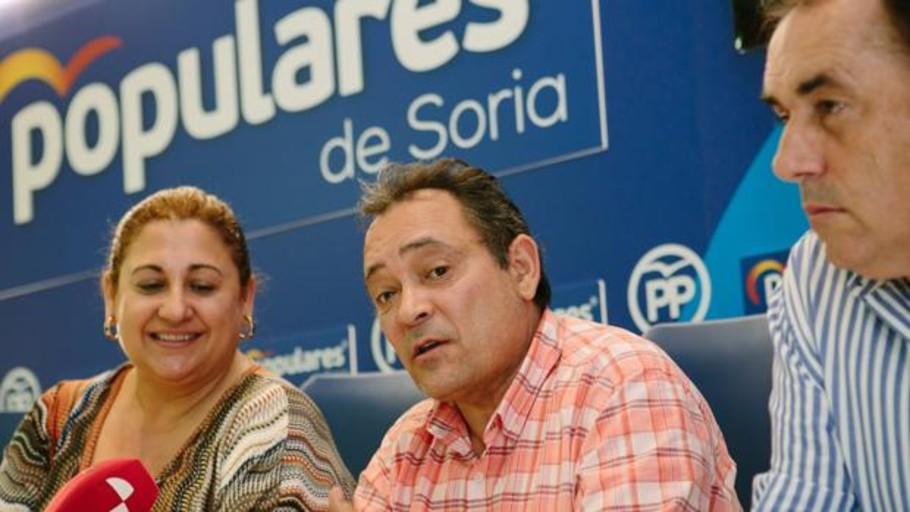 PP, PPSO y Cs firman un acuerdo para gobernar la Diputación de Soria