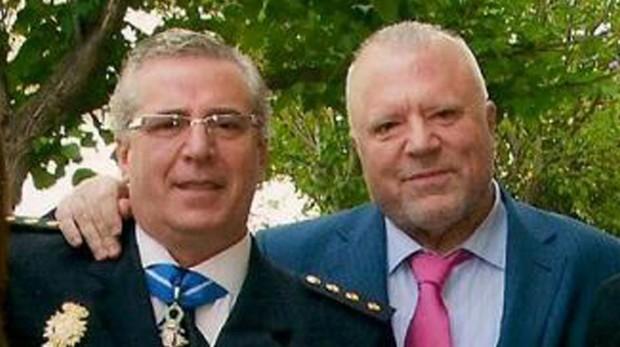 Un socio de Villarejo admite ante el juez que llevó 225.000 euros en metálico a su casa en ocho años