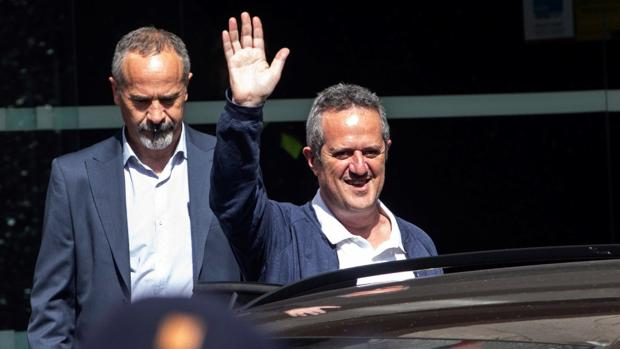 El Supremo rechaza que Forn acuda al Pleno del Ayuntamiento de Barcelona