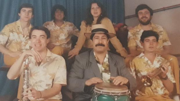 Piraña: la orquesta que renace en un cedé