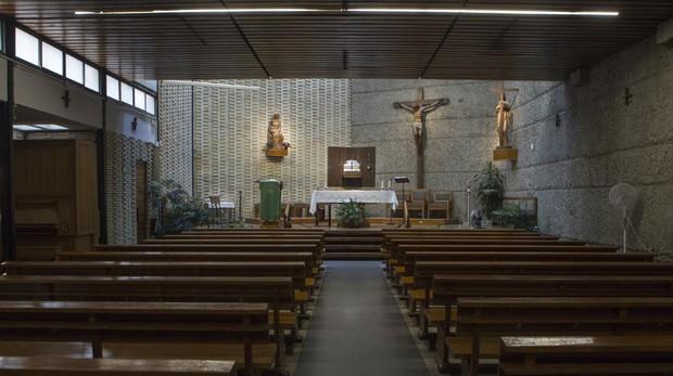 Parroquia de Santa Elena: el atractivo de la belleza