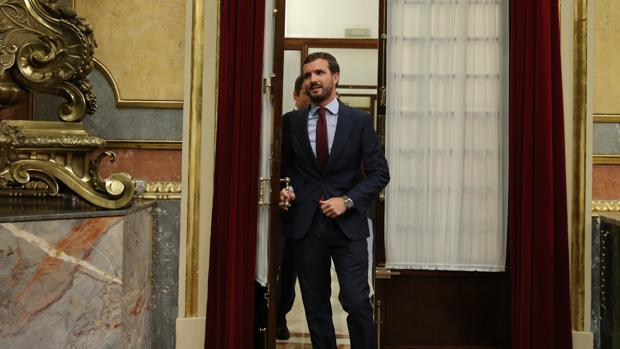 Casado insistirá hasta el final en la fórmula España Suma pese al nuevo portazo de Ciudadanos