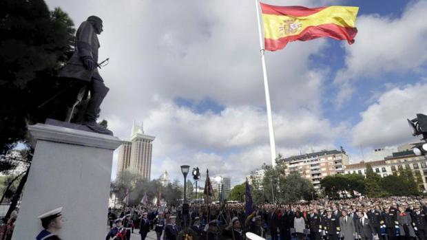 Elcano y Magallanes se sumarán al «paseo de la fama» de la Armada en Madrid