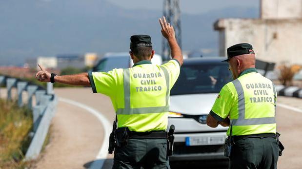 Atropellado un guardia civil en Illescas cuando regulaba el tráfico tras un accidente