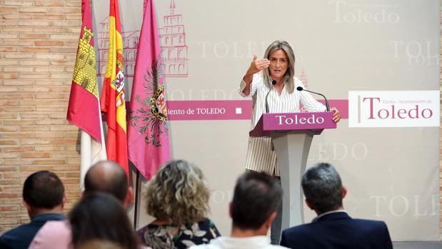 Toledo invertirá 255.000 euros en alumbrado público