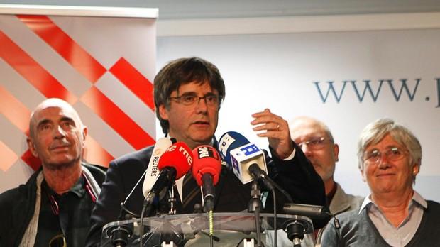 Puigdemont, de nuevo en busca y captura tras reactivar Llarena la euroorden