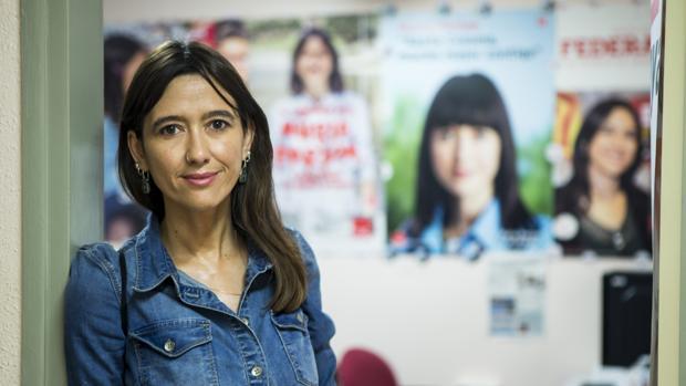 Núria Parlon, alcaldesa de Santa Coloma de Gramenet