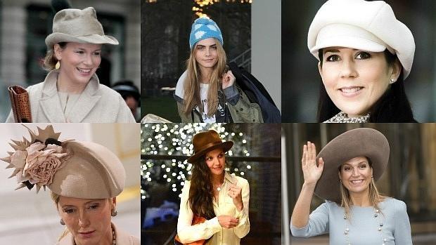 El reinado de los sombreros  cómo usarlos con propiedad  c61e35ffd7b