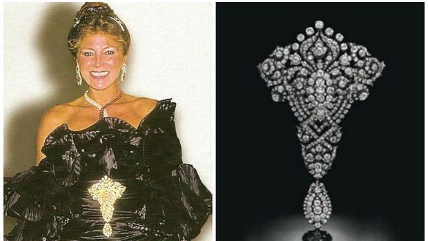 faa742cdff0e Las joyas de la realeza ya no interesan tanto como antaño en las subastas