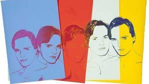 Miguel Bosé se embolsa 457.500 euros con la venta de un Warhol