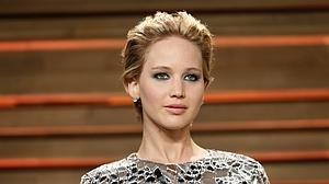 Jennifer Lawrence, en una gala de 2014