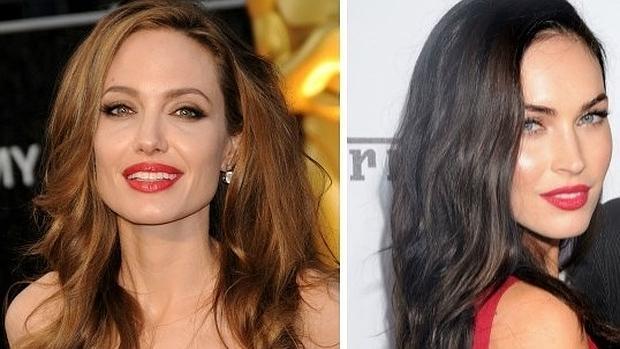 Angelina Jolie y Megan Fox