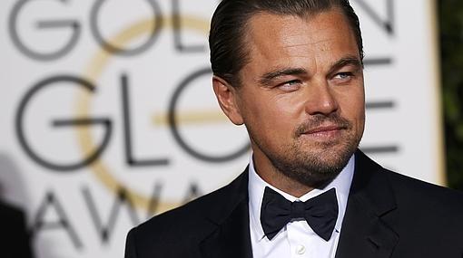 Leonardo DiCaprio en la alfombra roja