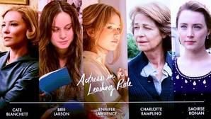 Así son las nominadas a los Oscar