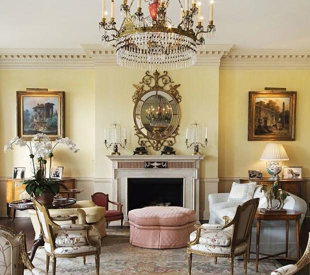Una imagen de las estancias con las que cuenta el apartamento de 1.200 metros cuadrados en el número 834 de la Quinta Avenida