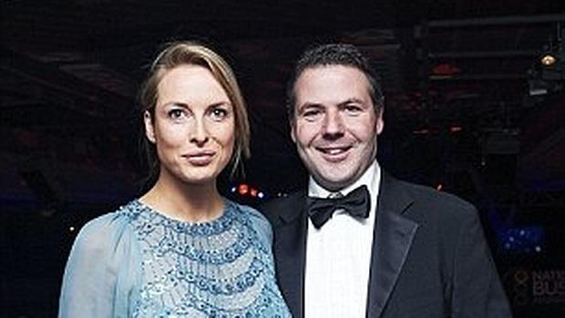Nick Robertson, el fundador de Asos, deberá pagar más de 90 millones de euros a su exmujer