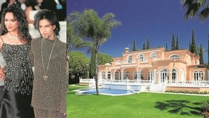 La casa marbellí de la maldición de Prince