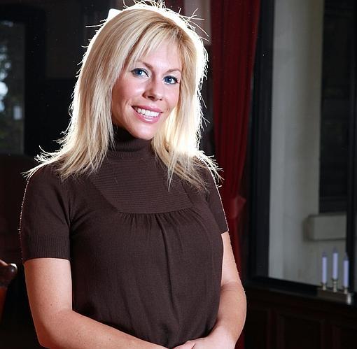 Rachelle Short, la esposa de Spector