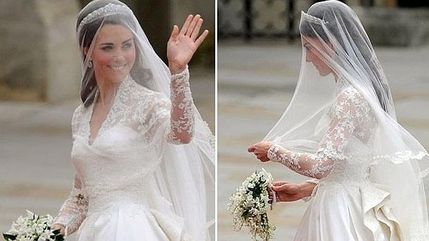 El Vestido De Novia De Kate Middleton A Juicio