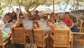 Tres ex madridistas y un destino: Ibiza