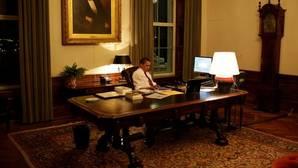 Las solitarias noches de Obama en la Casa Blanca
