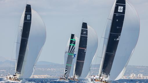 En la edición de este año participan nueve embarcaciones