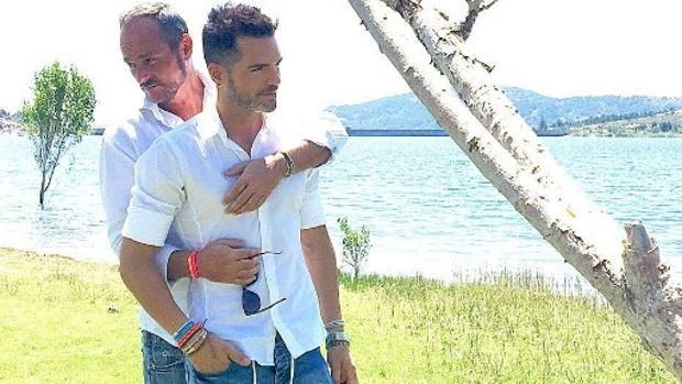 Nacho Montes y Roger Gosalbez publican su relación