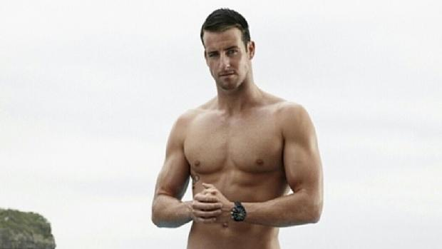 James Magnussen, nadador australiano