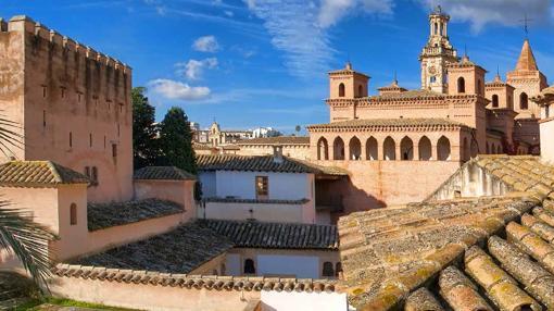 Los futuros residentes del Pueblo Español podrán contemplar algunos rinconces hermosos