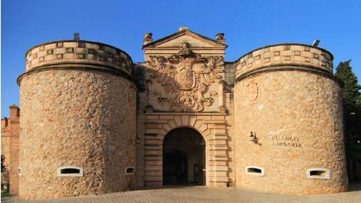Uno de los rincones turísticos más emblemáticos de Palma es el denominado Pueblo Español