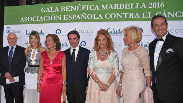 Los conductores de la gala fueron Belinda Washington y Agustín Bravo