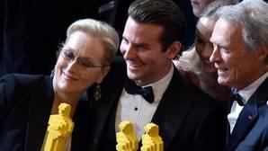 Meryl Streep «sorprendida» por los comentarios a favor de Trump de Clint Eastwood